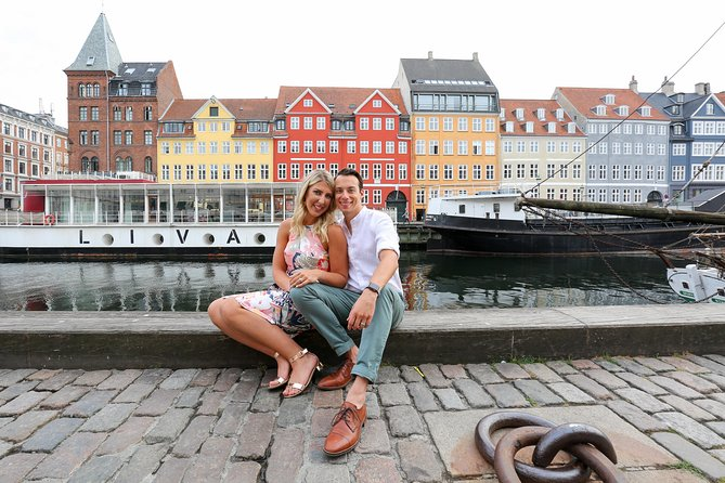 90 Minute Private Vacation Photography Session with Photographer in Copenhagen