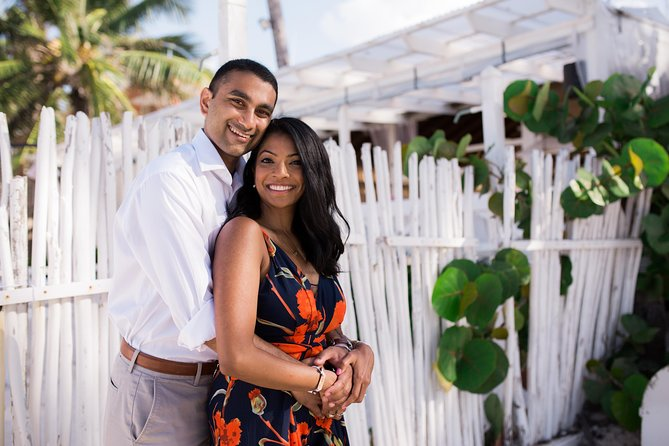30 Minute Private Vacation Photography Session with Photographer in Punta Cana