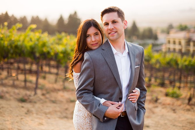 30 Minute Private Vacation Photography Session with Photographer in Napa-Sonoma