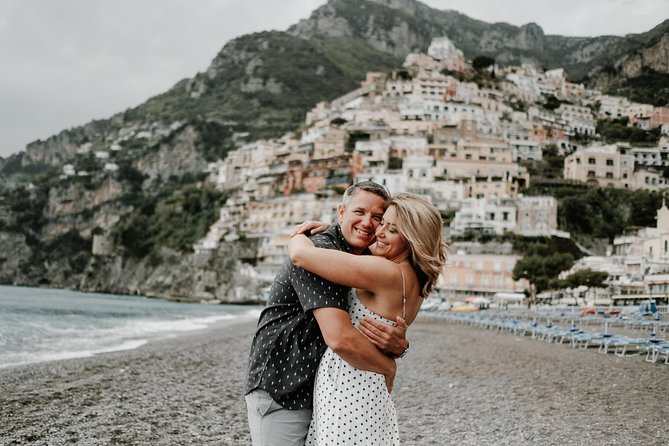 60 Minute Private Vacation Photography Session with Local Photographer in Amalfi Coast