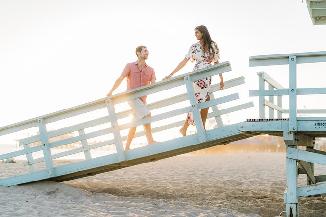 30 Minute Private Vacation Photography Session with Local Photographer in Los Angeles