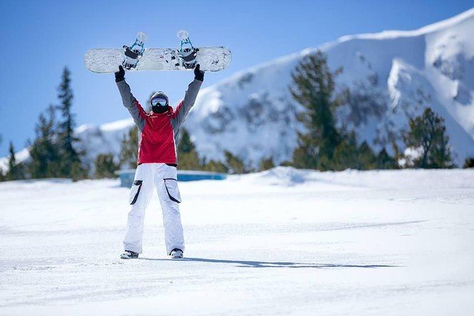 Winter trip - Shahdag skiing tour