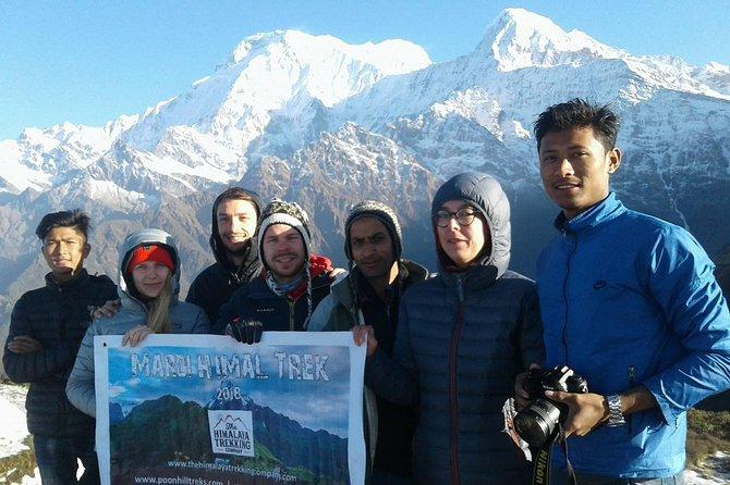Mardi Himal Trek- 09 days !