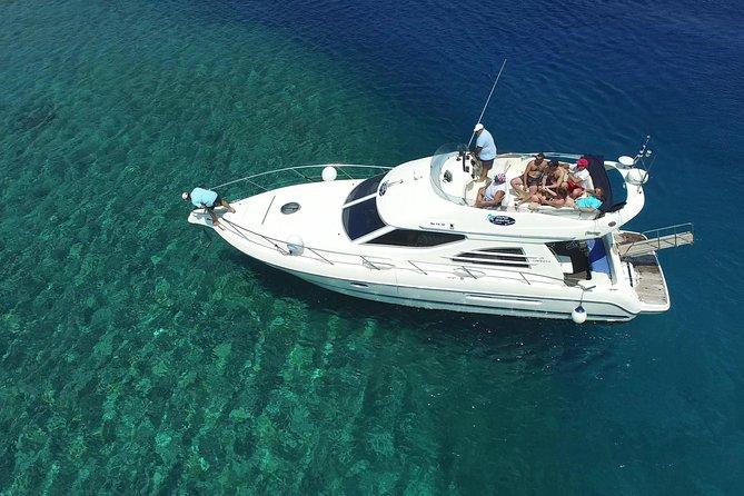 Mykonos motor yacht