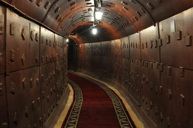 Private Bunker 42 Admission ticket and Cold War Tour