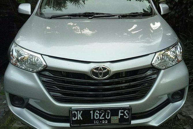 Private Transfer From Airport To Jimbaran Area