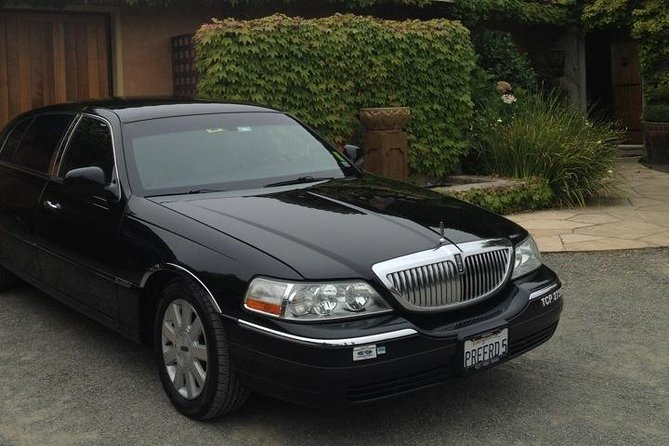 Private Sedan Wine Tasting Tour- Napa or Sonoma Wine Country from Napa - 6 Hours
