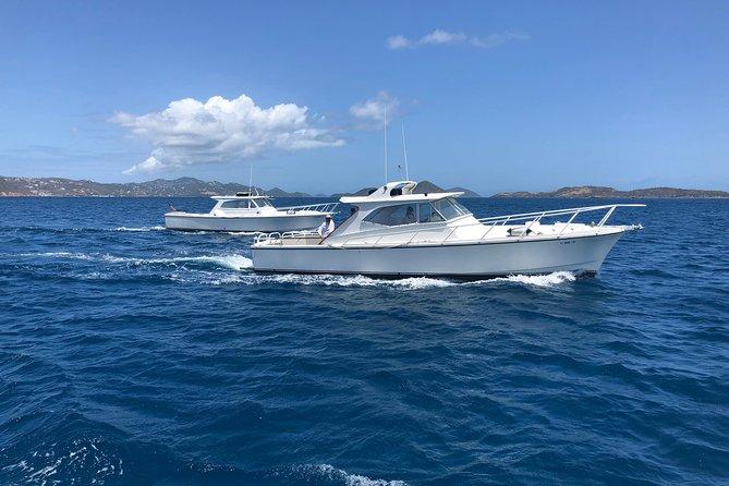 Private All Inclusive 42' Power Boat Tour