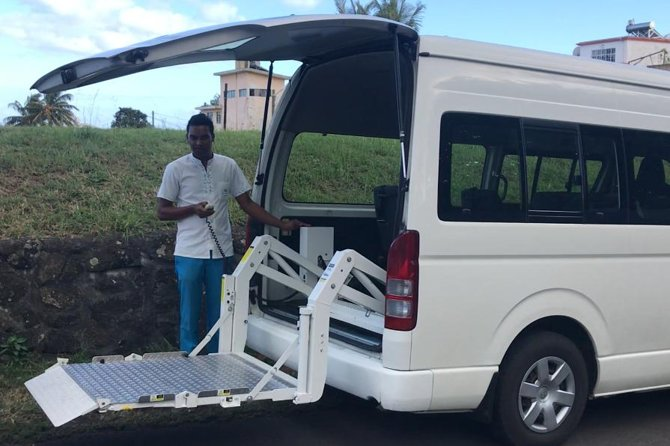 Handicap Van Transfer