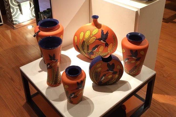 Eduardo Vega's pottery