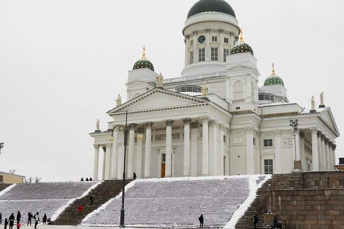 Private Historic Walking Tour of Helsinki