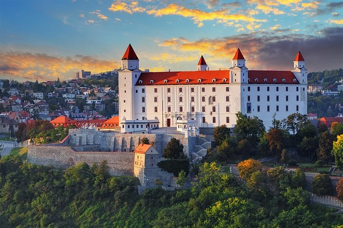 Bratislava City and Castle Tour
