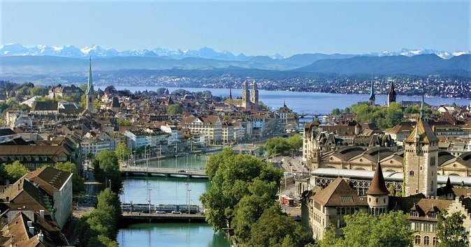 Zurich and Surroundings PRIVATE TOUR Including Panoramic Views