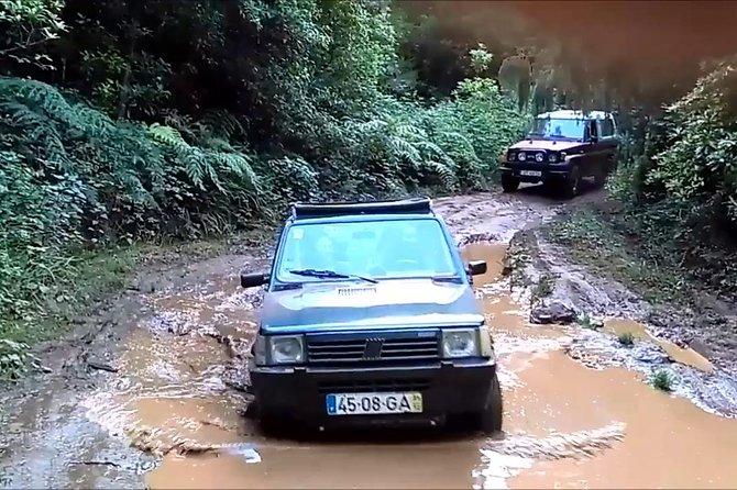 Private drive Off Road Experience - Santana & São Jorge - Full-Day