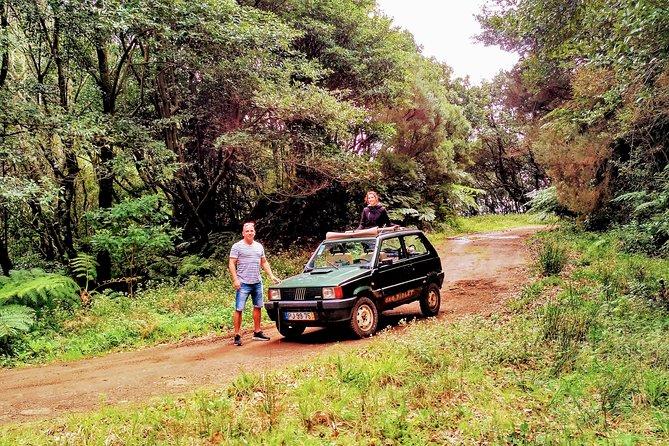 Private Drive Off Road Experience - Santo da Serra & Pico do Areeiro - Full-Day