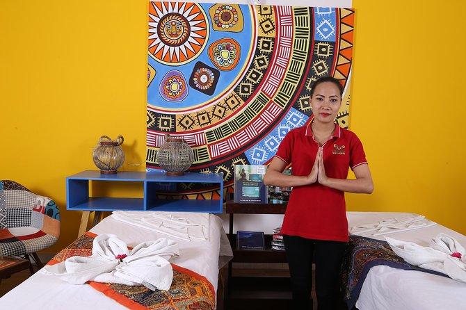 Spa Mini Vacation(60Min Body Massage + 30Min Body Scrub) @ Meghavi Wellness Spa