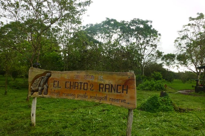 Skip the Line:El Chato 2 Reserve Admission Ticket in Santa Cruz Island,Galapagos photo 3