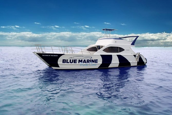 From Punta Cana: Party Boat Cruise Blue Marine