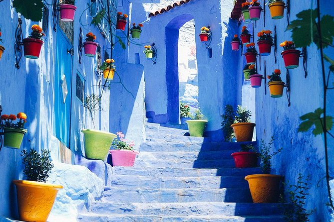 Full Day trip to Chefchaouen & the panoramic of tangier