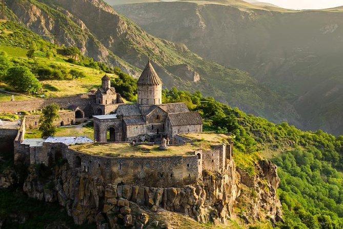 Tatev,Shaki(waterfall),Noravank,Wine tasting,Khor Virap