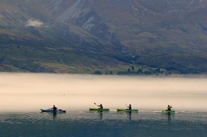 Kayak Kinloch Sunrise Trip
