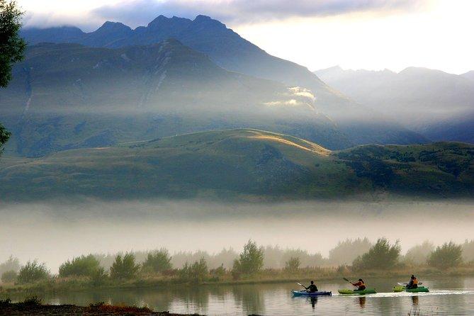 Kayak Kinloch Sunset Trip