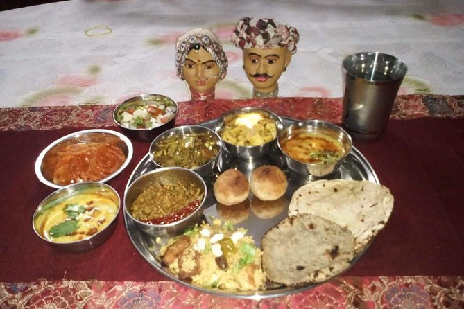 Indian Cooking and Dining Experience in Jodhpur