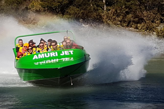 Amuri Adventure Jet Boating in Hanmer Springs