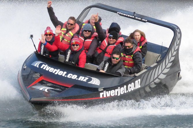 Jet Boat Ride on Waikato River Including Tutukau Gorge and Orakei Korako