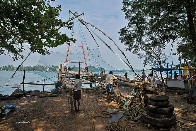 A Heritage walking tour in Fort kochi and Mattancherry with a local guide !