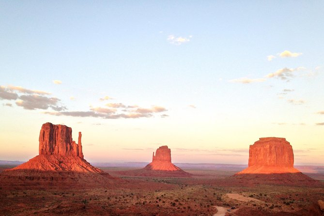 1,5 timmars tur till Monument Valley Valley Loop Drive