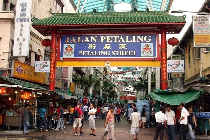 Half-Day Private Kuala Lumpur City Tour