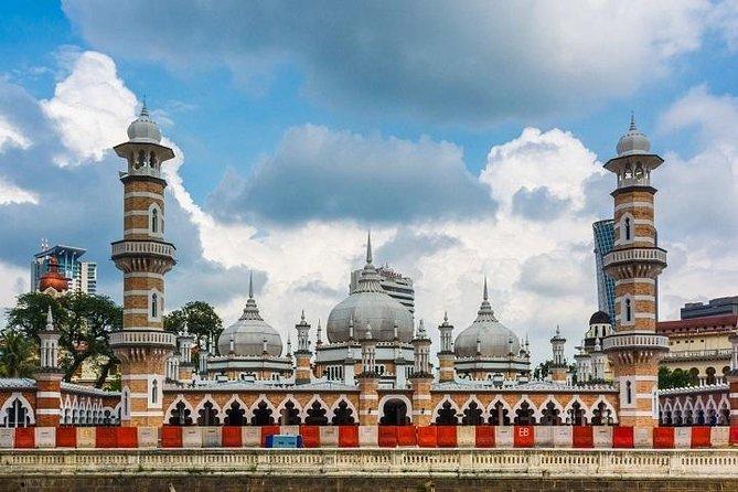 Private Kuala Lumpur Heritage Walking Tour