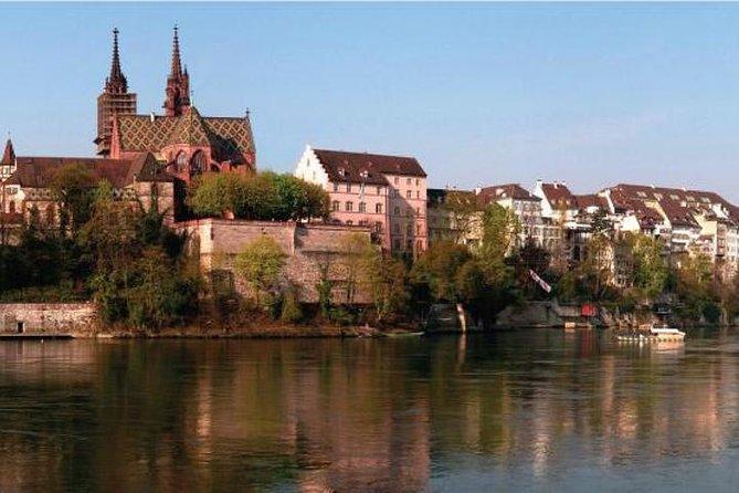 Basel Selfie Tour 7 Sehenswürdigkeiten in 90min