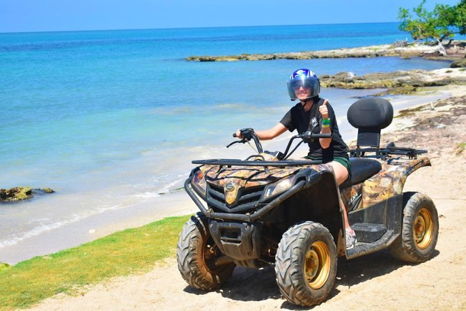 ATV Adventure & Horseback Ride Combo in Negril