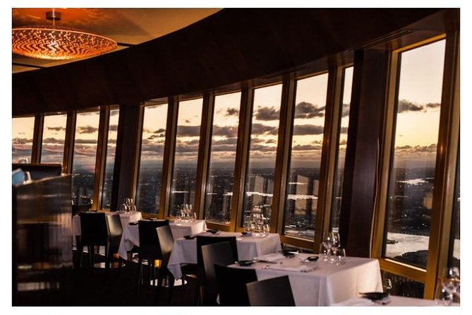6 Course Degustation at Sydney Tower 360 Bar and Dining