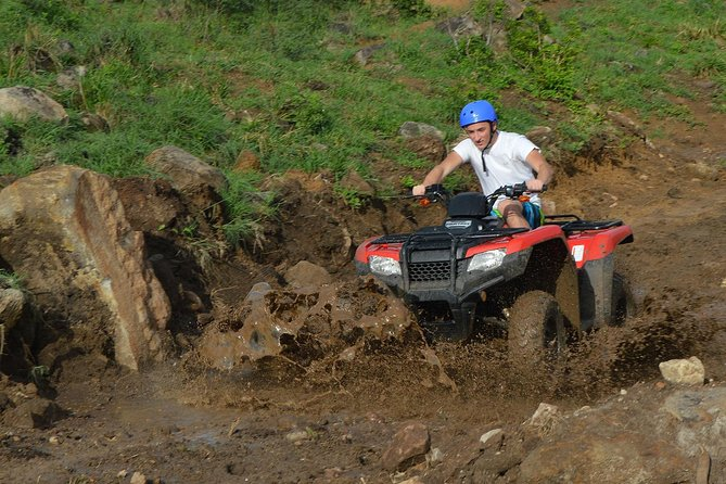 ATV Tour Cenizaro Estate in Guanacaste