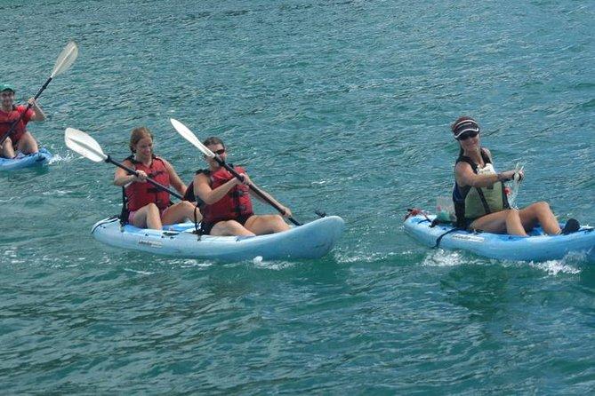 Ocean Kayak and Snorkeling from Manuel Antonio