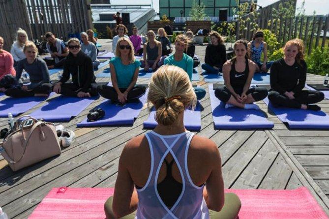 La experiencia del yoga en Estocolmo