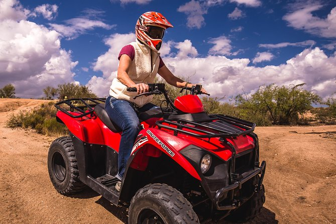 Sonoran Desert Guided ATV/UTV Adventure