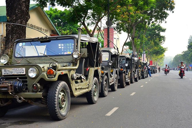 Private Jeep Tour To Cu Chi Tunnels from Ho Chi Minh City