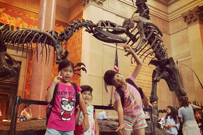 Skip the Line NYC Kid & Families American Museum of Natural History Private Tour