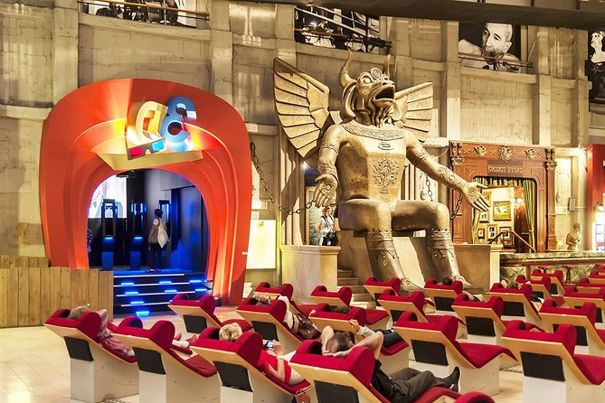Be a Movie Star Tour for Kids & Families at the Turin National Cinema Museum