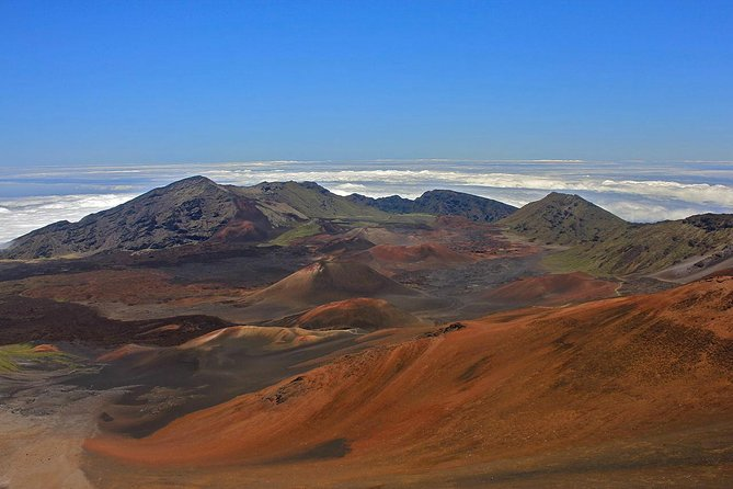 Haleakala Classic Summit Tour with Haleakala EcoTours (Vehicle Tour)