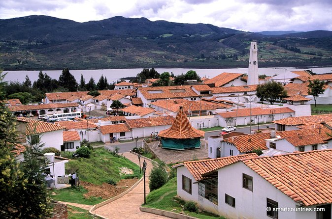 Salt Cathedral of Zipaquirá + Nemocón Salt Mine + Guatavita - B&P