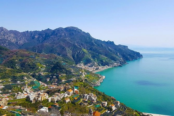 Daytrip from Rome to Pompeii and Amalfi Coast