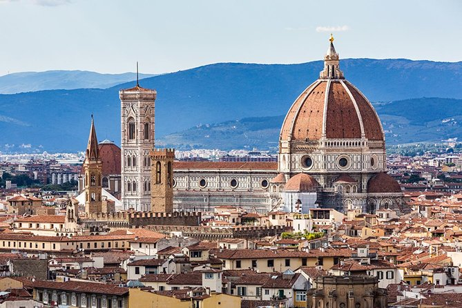 Daytrip from Rome to Florence with Private Driver