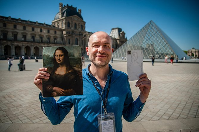 Skip-the-line Private Louvre Museum Tour by Alberto Local Guide in Paris