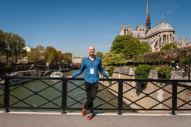 Highlights of Paris Exclusive Private Tour with Top-rated Alberto Local Guide