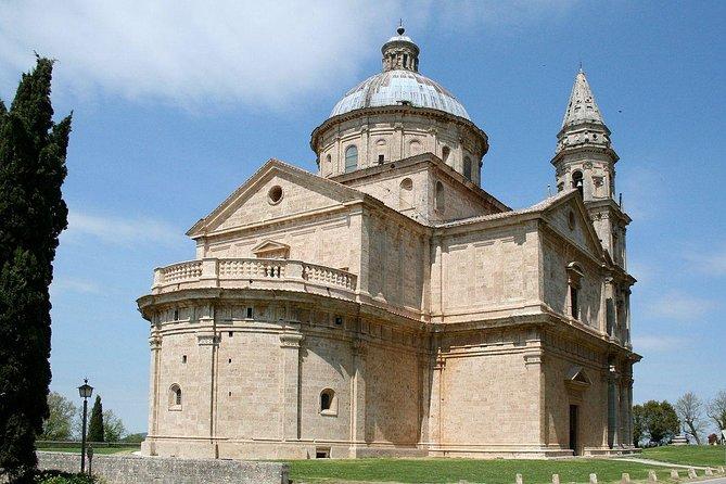 San Biagio in Montepulciano Entrance Ticket